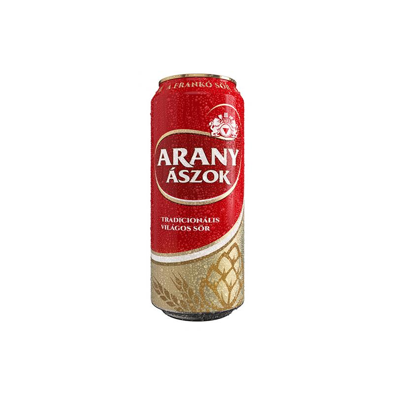 Arany Ászok dobozos sör