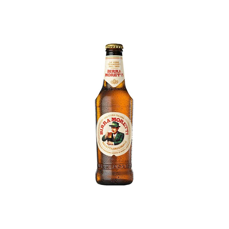Birra Moretti sör