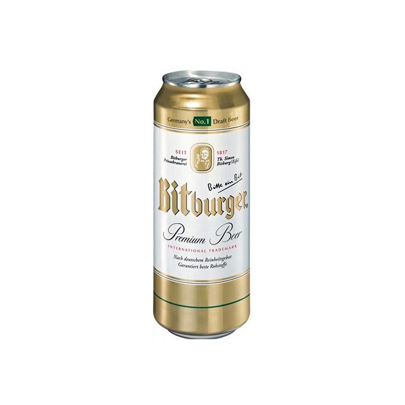 Bitburger dobozos sör