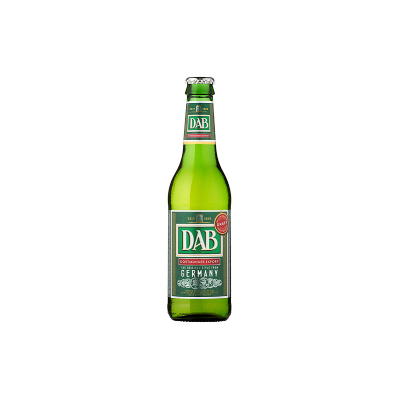 DAB üveges sör